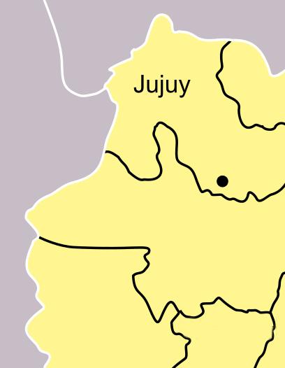 JUJUY - San Salvador de Jujuy