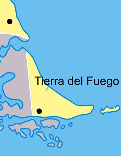 TIERRA DEL FUEGO - Rio Grande